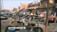 49 killed in wave of bombings in Iraq