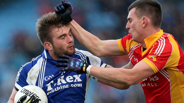 Aidan O'Shea's Breaffy lost out to Castlebar in the Mayo decider