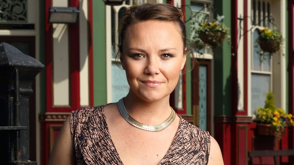 Charlie Brooks leaving Eastenders