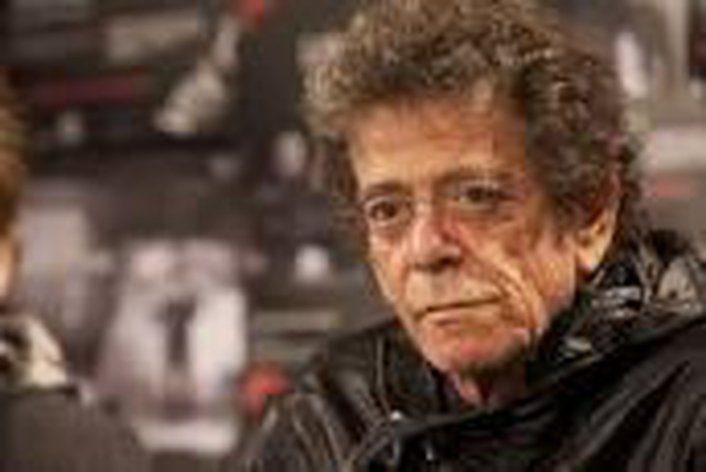 Death of Lou Reed