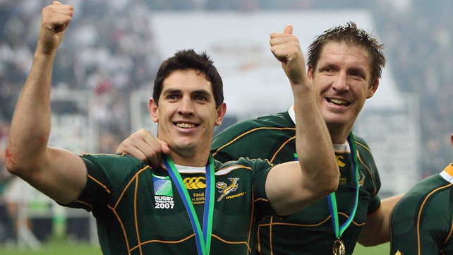 Jaque Fourie and Bakkies Botha are back in the Springboks squad