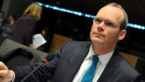 Simon Coveney said that the aim of the trade mission is to double sales to the Gulf states by 2020