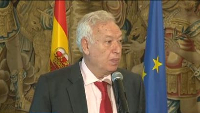 Foreign affairs minister José Manuel García-Margallo y Marfil said that, if  it is true, the action was unacceptable behaviour by an ally.