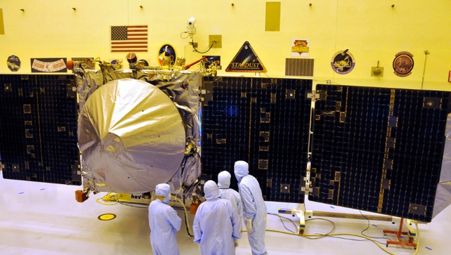 NASA prepares to launch Mars atmosphere probe