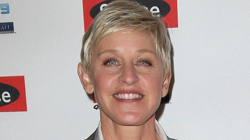 Ellen DeGeneres has broken the US President's twitter record