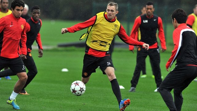 Darren Fletcher: 'I've been training for a few weeks now and the next progression is to get some match-time'