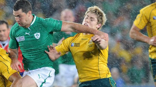 James O'Connor: 'London Irish offered me an environment that I felt comfortable with'