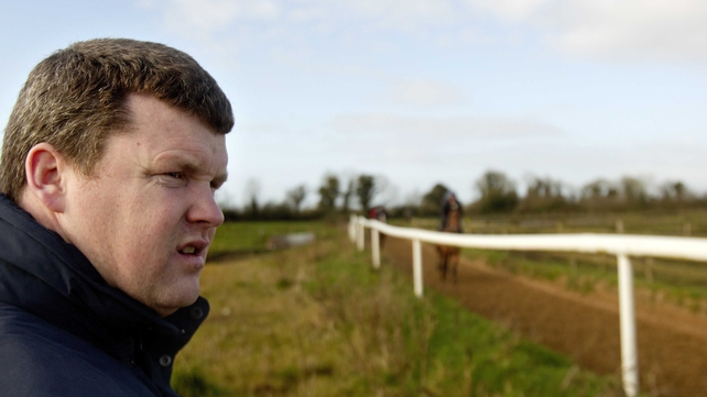 Gordon Elliott saddled the feature at the Co Westmeath track