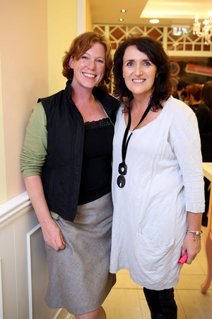 Benefit Dublin Salon Launch