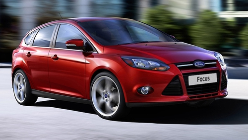 Ford Focus grew 20% in the first half of 2013 from the same period last year