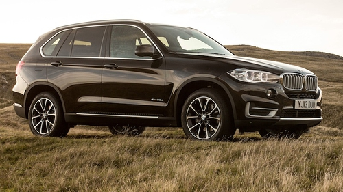 BMW's X5 is one of the cars affected by the timing chain problem.
