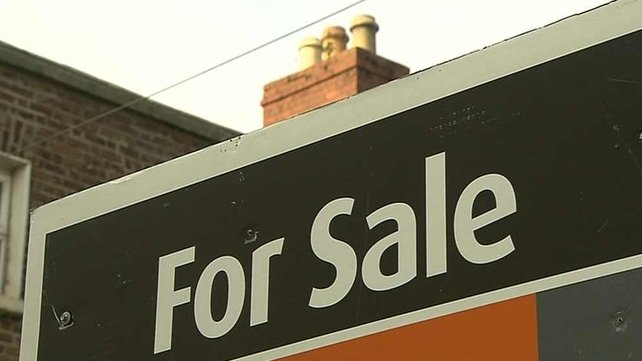 First quarterly rise in property prices outside Dublin since 2007