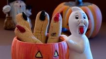 Siúcra's Halloween Fingers