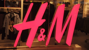 H&M posts first monthly sales decline in four years