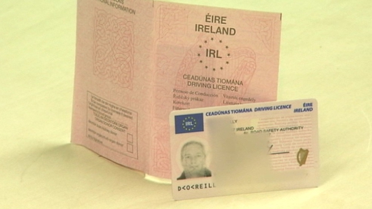 Delays with driving licences