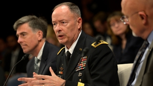 General Keith Alexander defended his agency during the hearing