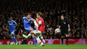Juan Mata missed Chelsea's training session at Cobham on Wednesday