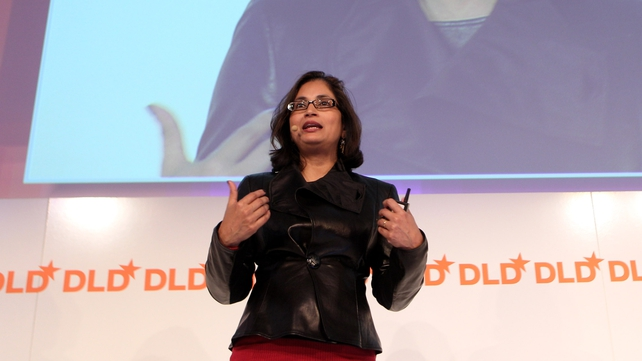 Cisco Chief Technology & Strategy Officer Padmasree Warrior is another speaker