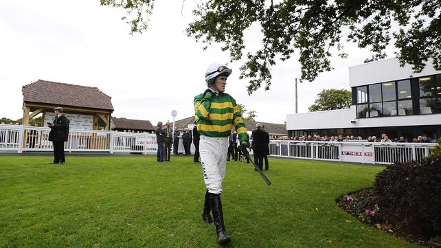 Tony McCoy wants to retire as champions jockey