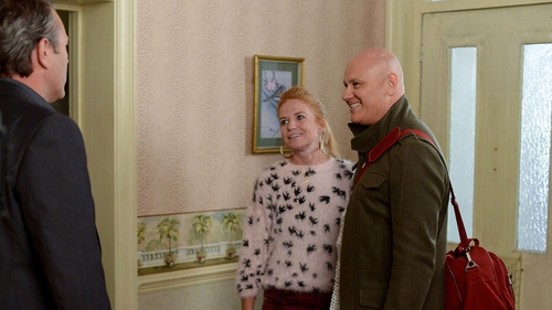Bianca's return will air on BBC One and RTÉ One on Tuesday November 5 and Thursday November 7