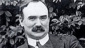 James Connolly was executed for his role in The Rising