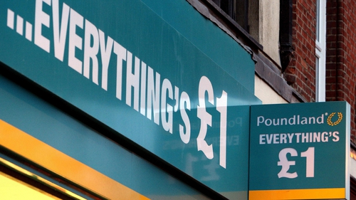 Sales in Poundland's first quarter to June 29 increased 18% to £262.6m