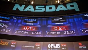 The Nasdaq Composite Index added 0.42% (20.89 points) to finish at 5,056.06 last night