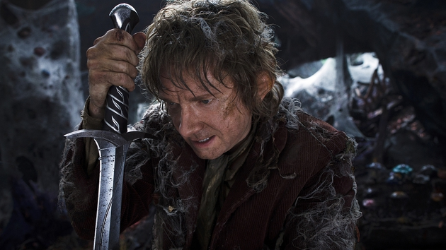The Hobbit: The Desolation of Smaug is out on December 13