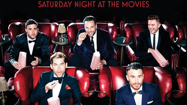 The Overtones - New album Saturday Night at the Movies out November 1