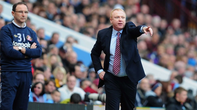 Alex McLeish: 'Crystal Palace are in a position that's precarious for them but there's still a lot of points to play for'