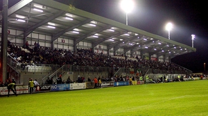 Galway United are mid-table in the First Division