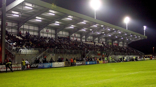 Terryland Park will host Galway FC's home fixtures should their 2014 licence be accepted