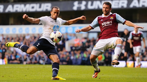 Tottenham and West Ham will clash in the Capital One Cup quarter-finals
