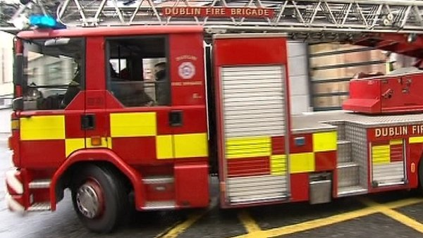 Dublin Fire Brigade said it has agreed procedures with Dublin City Council
