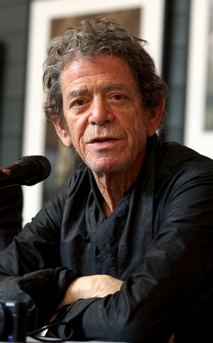 Lou Reed died aged 71 years