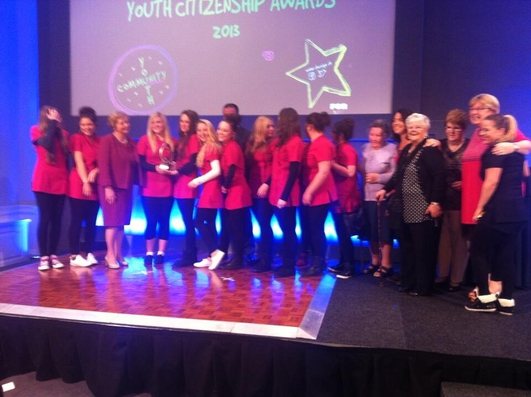 Foróige hosts Youth Citizenship Awards