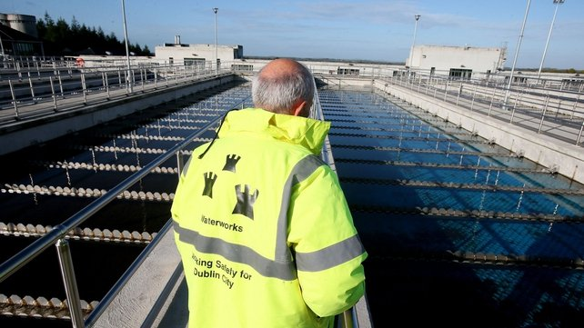 There has been a stabilisation in production at the Ballymore Eustace water treatment facility