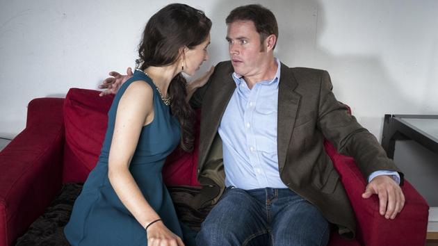 Alanna surprises David