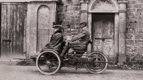 An early motor car, Ross House, Ross, Co Galway, 1898-89 (Power and Privilege: the Big House in Ireland )