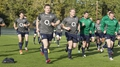 O'Driscoll back training with Ireland