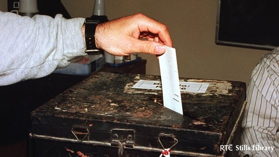 Voting in the Maastricht Referendum (1992)