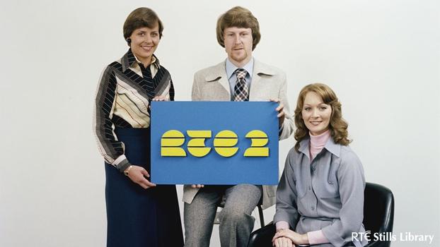 RTÉ 2 continuity announcers (1978)
