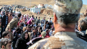 Amnesty International said the situation for those fleeing Syria is unacceptable