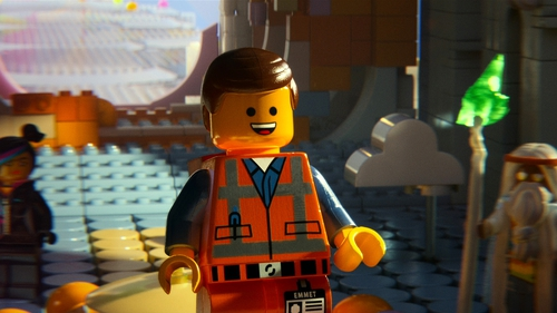 The LEGO Movie, Cert G, is released in Ireland on February 14