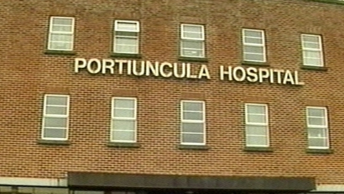 Man was pronounced dead at Portiuncula Hospital following the collision