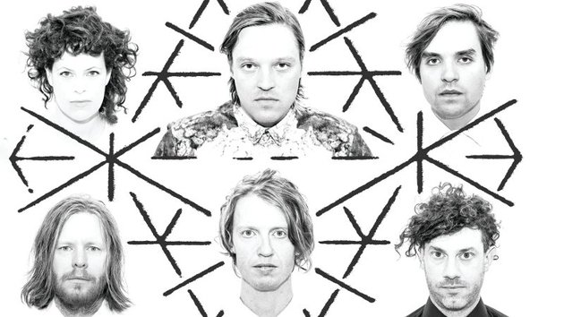 Arcade Fire: You Already Know how great they are