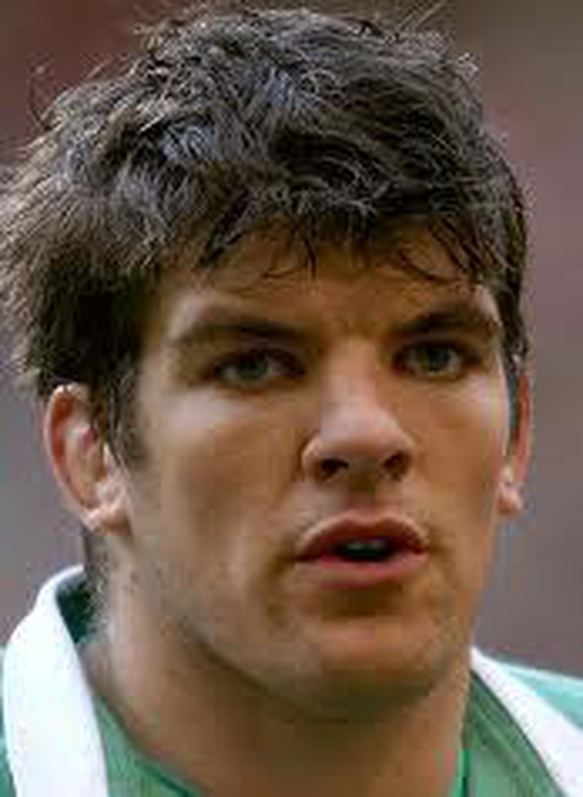 Donncha O'Callaghan, Rugby Player