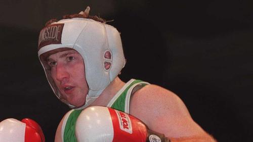 Fergal Carruth is a former Ireland international boxer