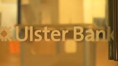 The Ulster Bank branch in Ferbane is due to close in March 2015
