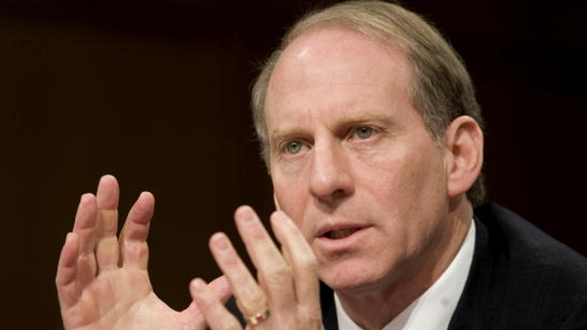 Dr Richard Haass said angry reaction over plan to stop prosecutions was revealing